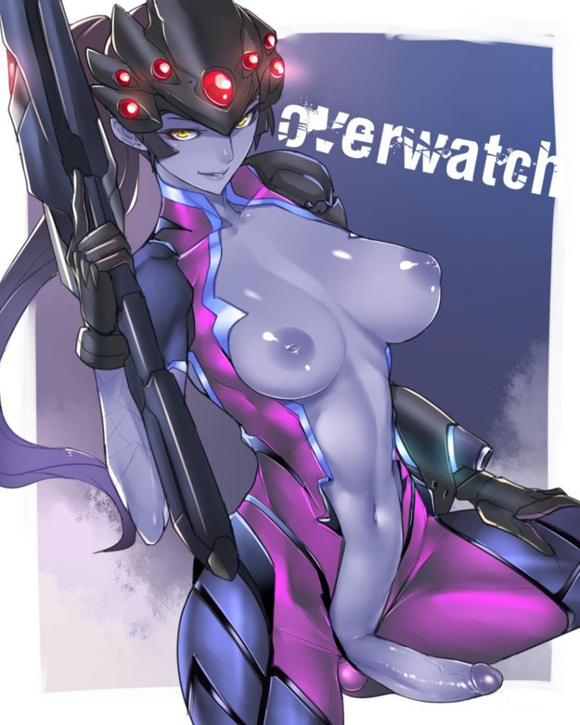 Overwatch Futa Widowmaker