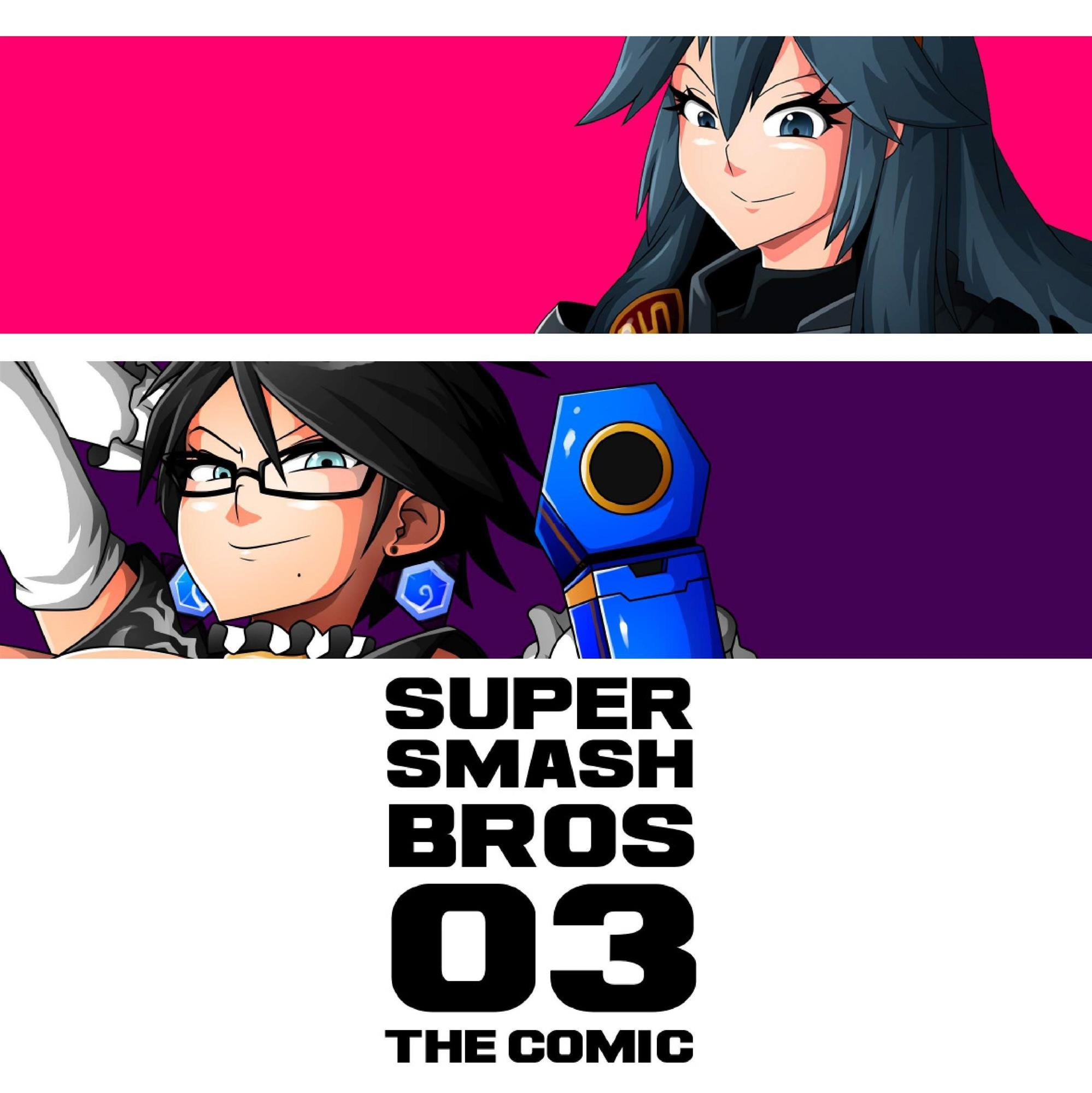 Futanari Bayonetta Lucina Samus Palutena Zelda Wii Fit Trainer and Princess Peach Rosalina fucking each other Nintendo
