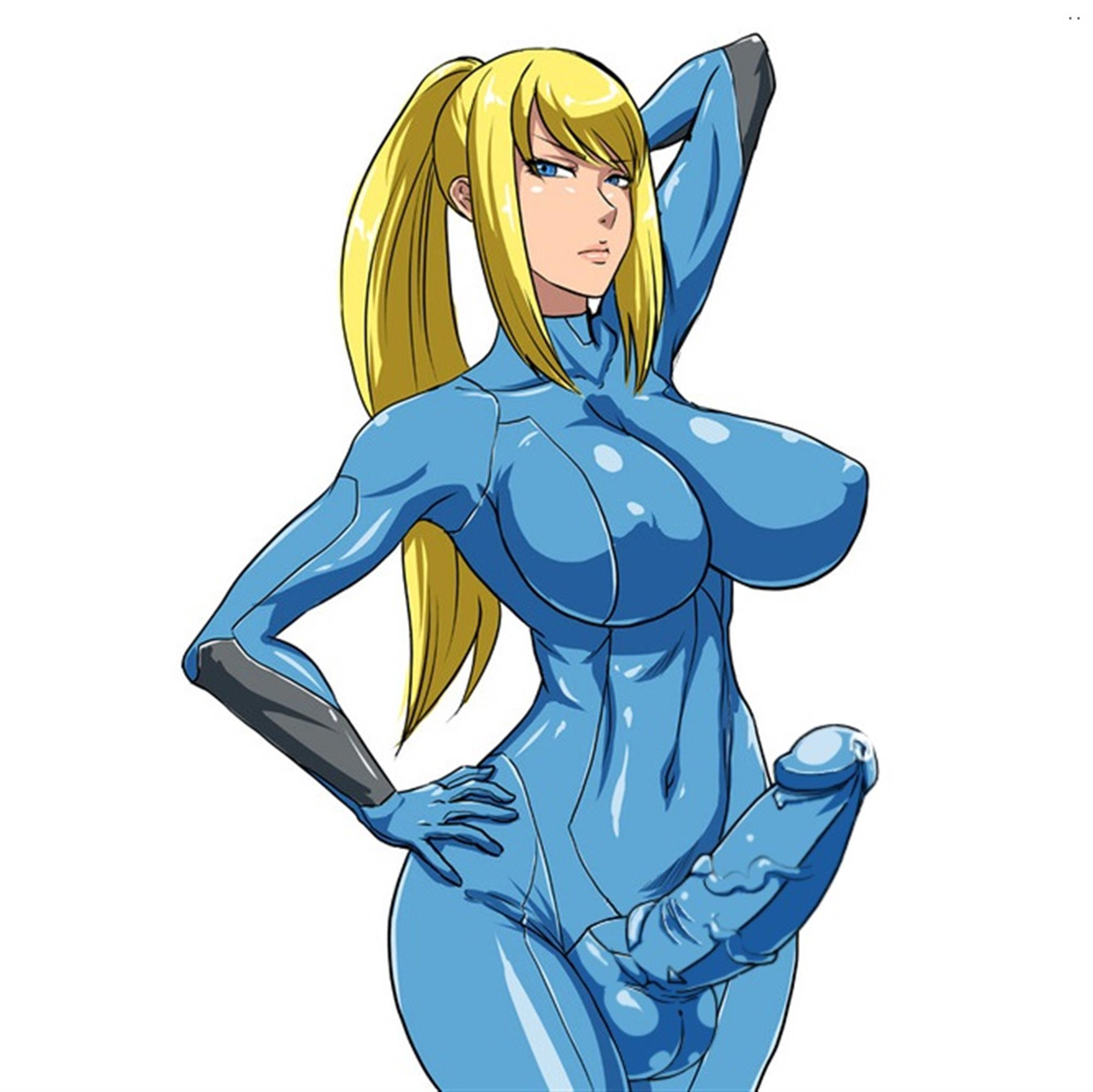Zero Suit Samus Sex Game