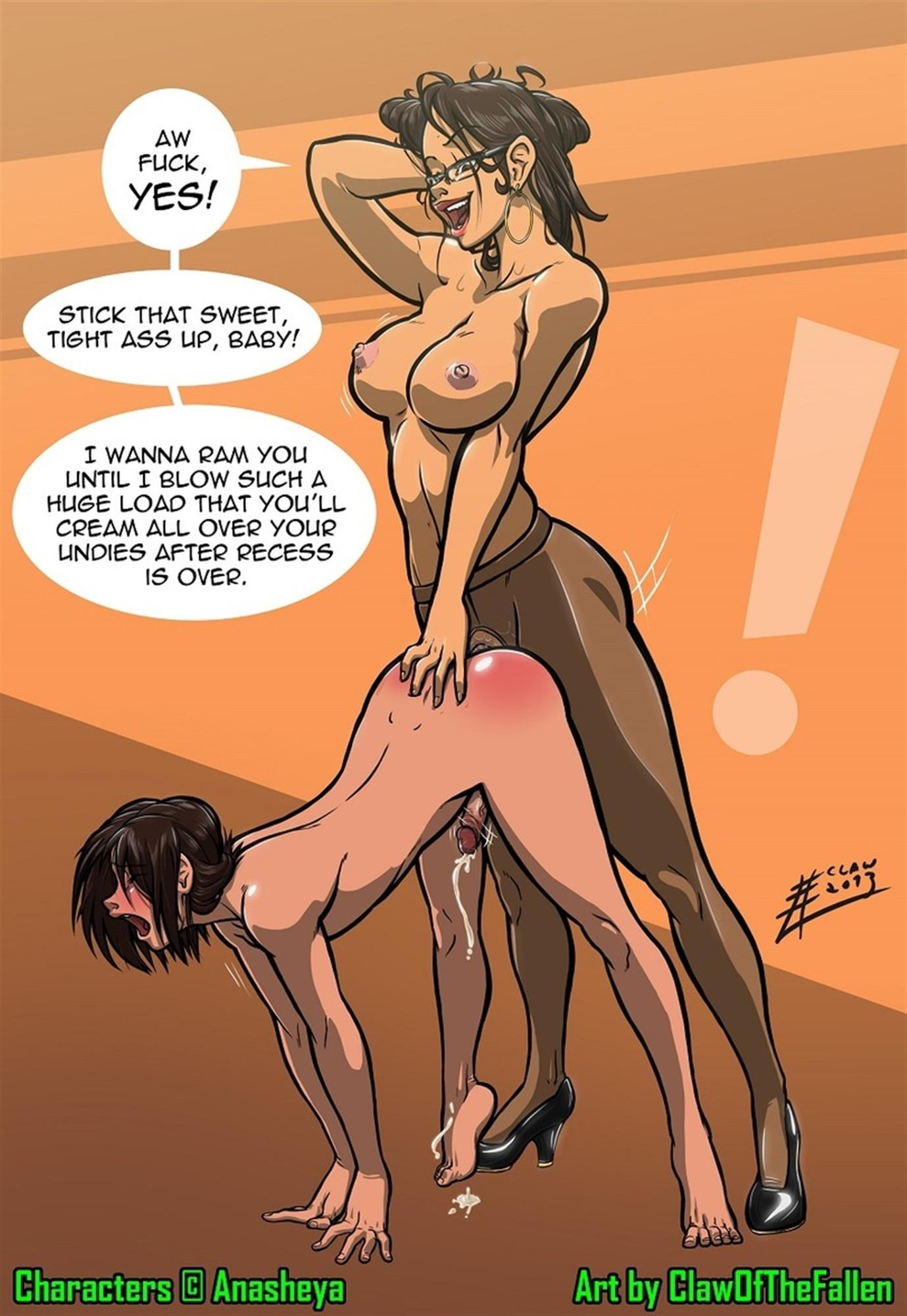 Futa On Male  Futapo  Page 2-5630