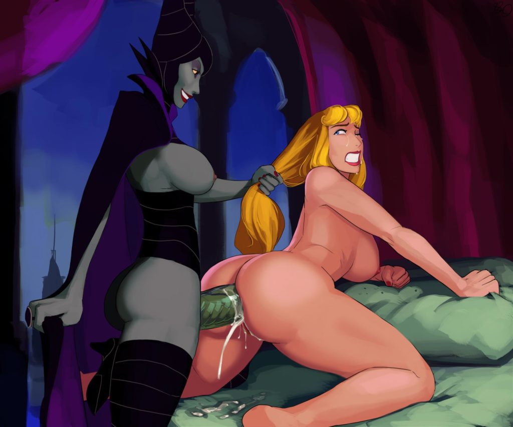 Maleficent fucking Aurora