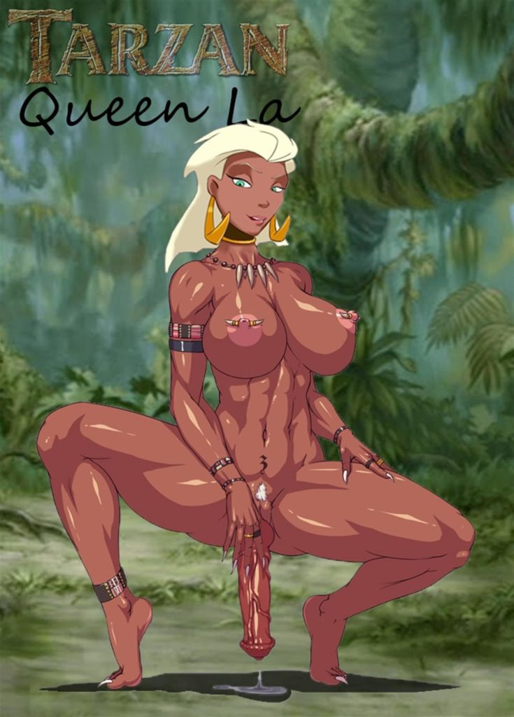 Queen La Nude and coming