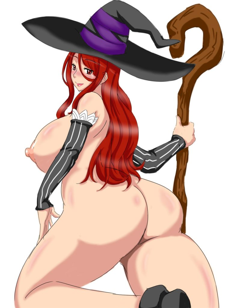 Thick Sorceress