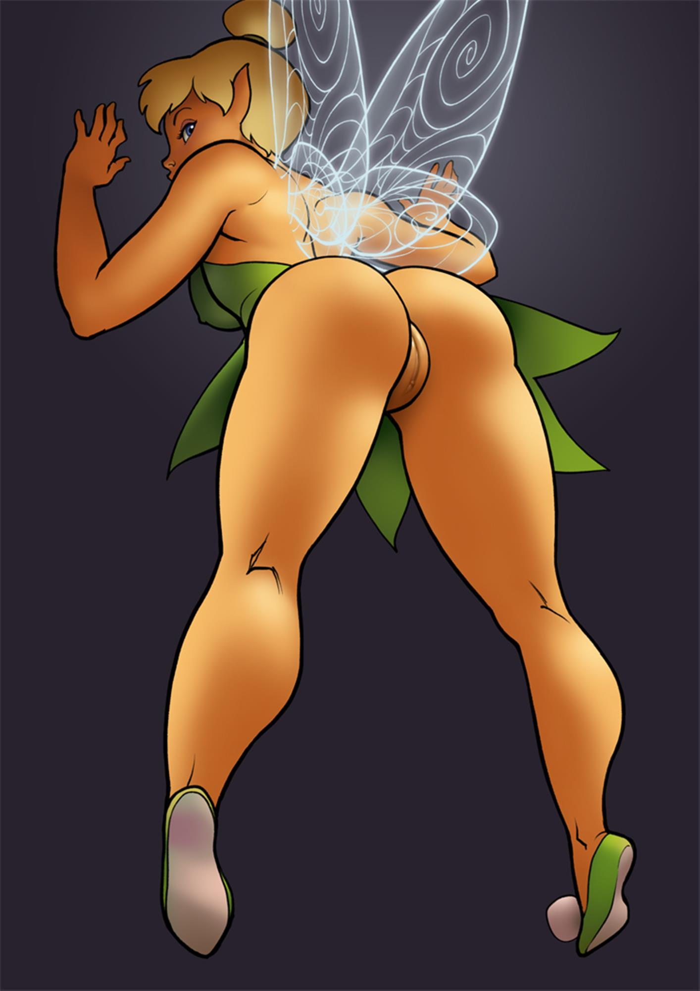 Disney fairies tinkerbell naked
