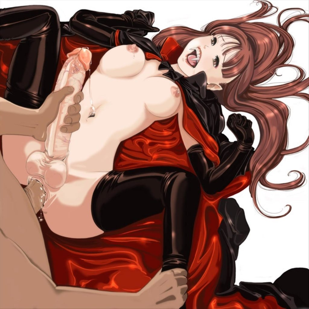 Vampire girl getting fucked