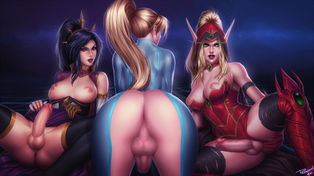 Futa Li-Ming Nova and Valeera