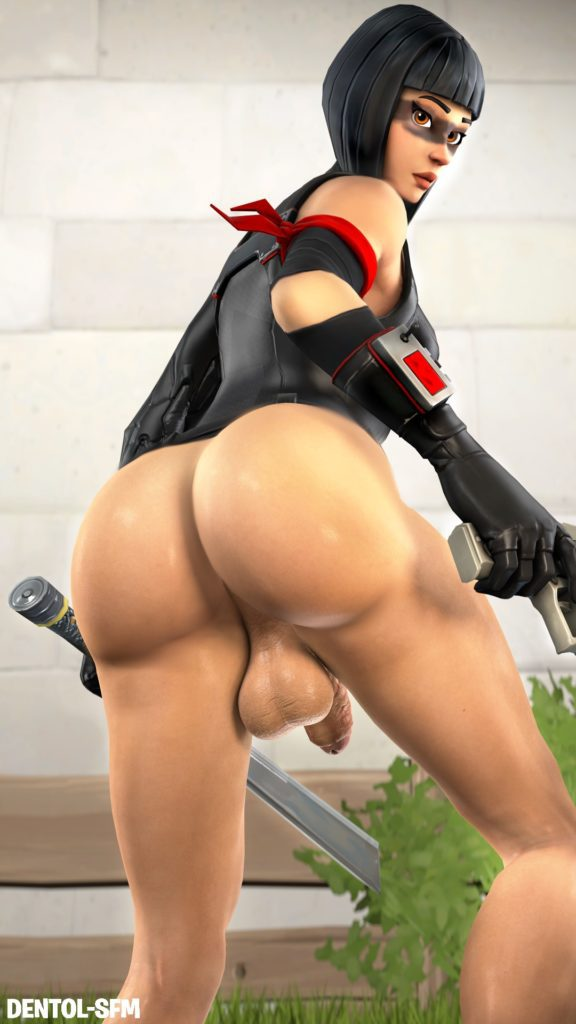 Futa Shadow ops nude ass