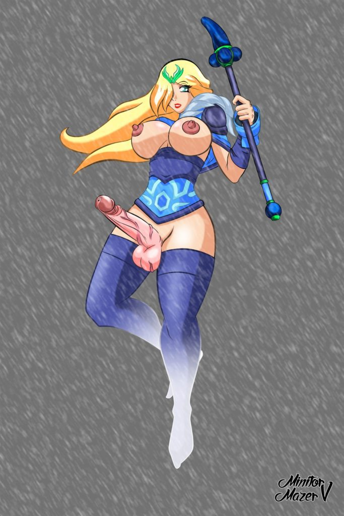 Futa Crystal Maiden