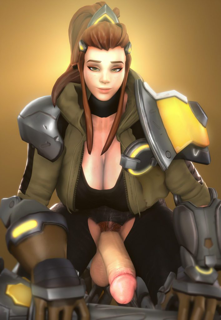 Mitrild Sfm - Futa Brigitte Overwatch porn rule 34 cartoon hentai nudes