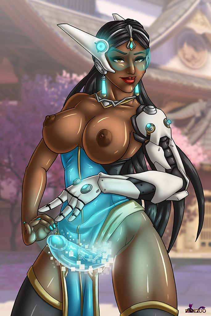 Renezuo - Futa Symmetra Overwatch hentai rule 34 cartoon porn