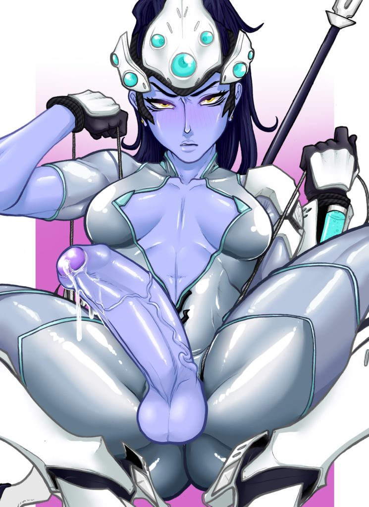 Tammaro - Futa Widowmaker Overwatch porn cartoon rule 34 hentai nudes