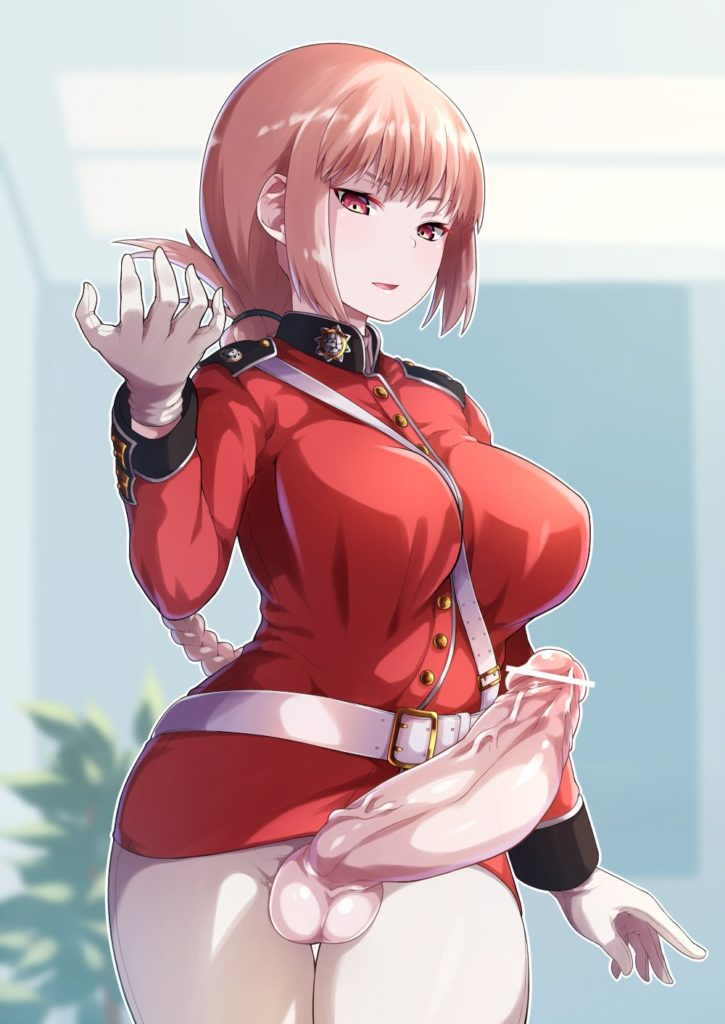 Combat Sko - Futa Florence Nightingale Fate Grand Order porn hentai rule 34