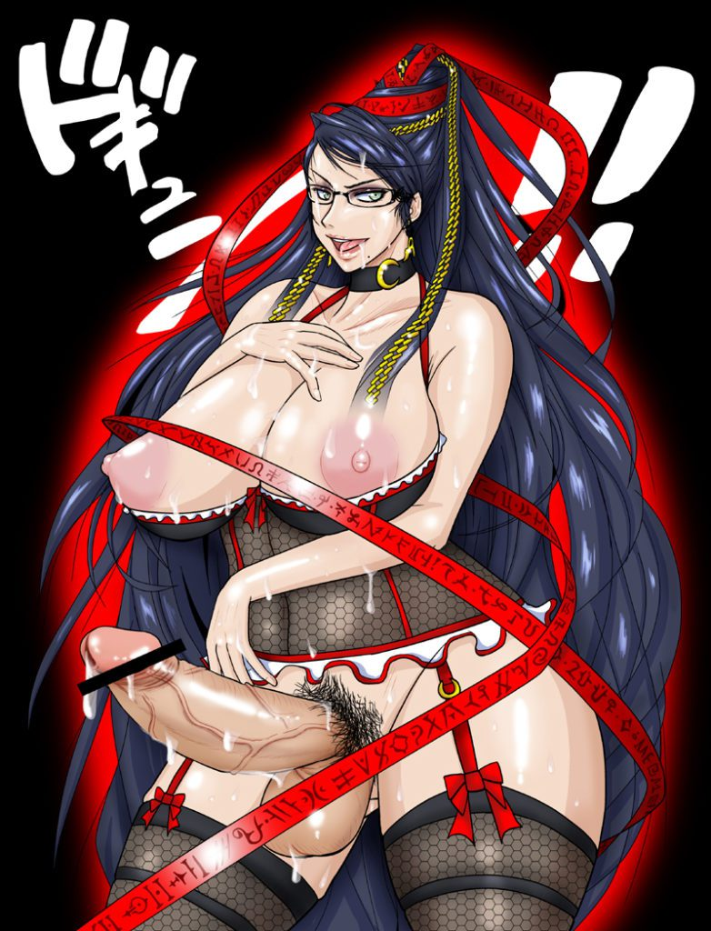 Serious Graphics futa Bayonetta hentai rule 34 porn