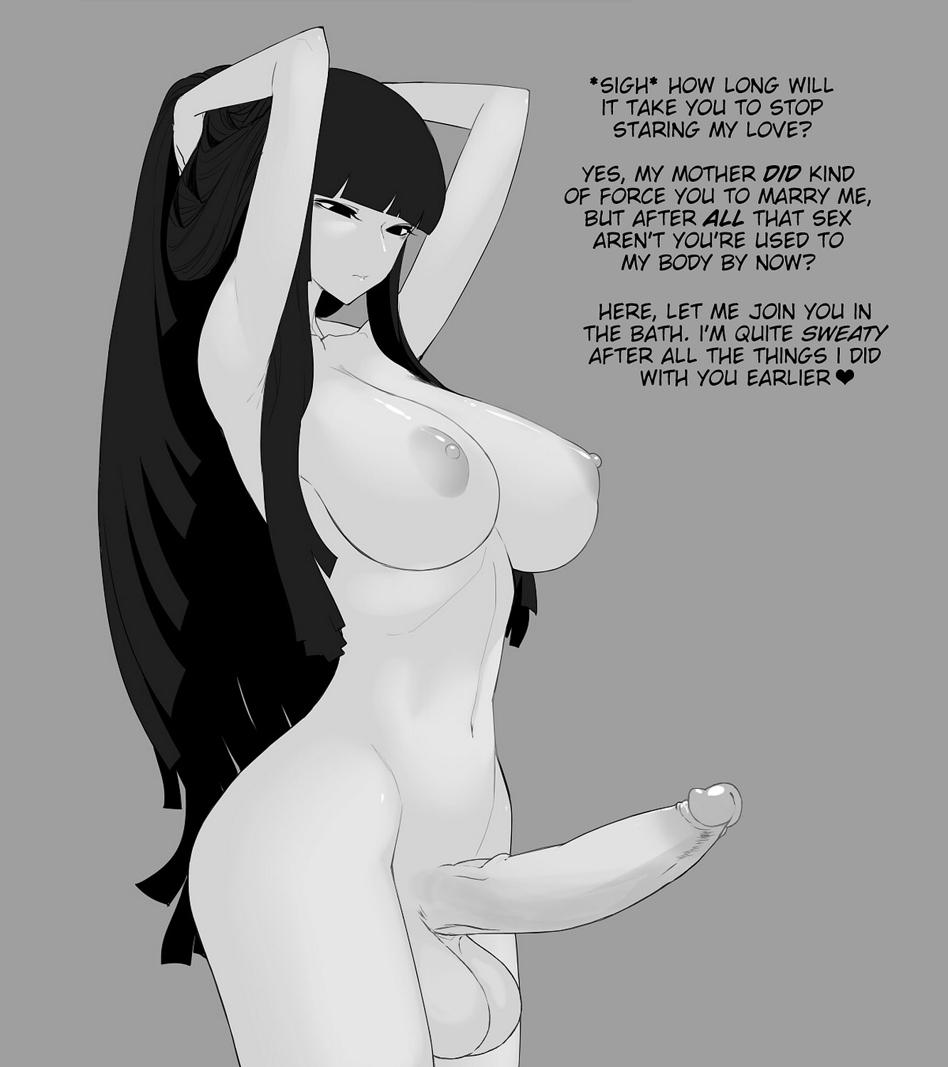 All Mother Love Futa futa captions – walls of text 1 | futapo!