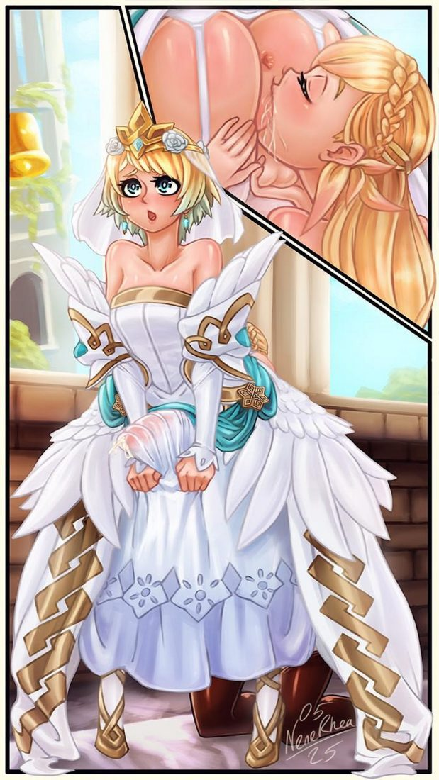 Nenerhea - futa Fjorm getting her ass ate by Sharena fire emblem porn hentai rule 34