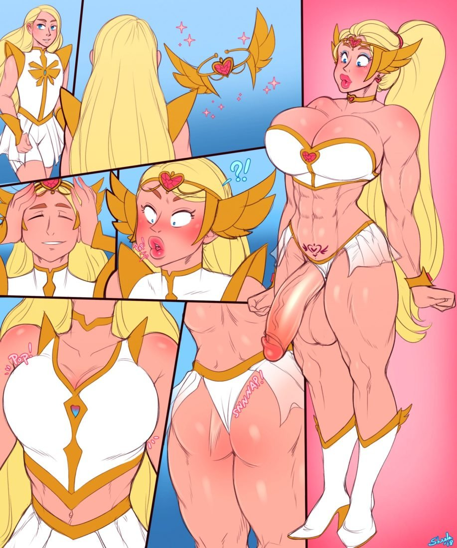 Sheela - Futanari She-ra princess of power porn rule 34
