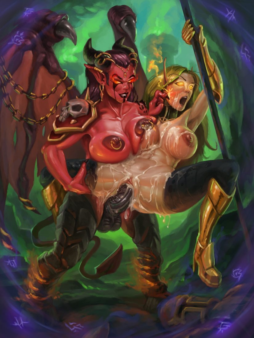 Shadymurloc - Futa Xazariel blood elf