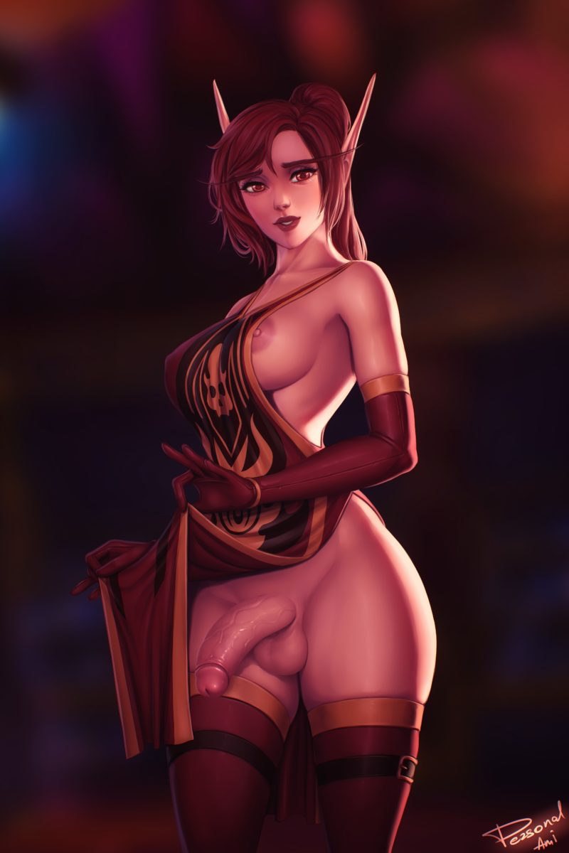 PersonalAmi- futa blood elf