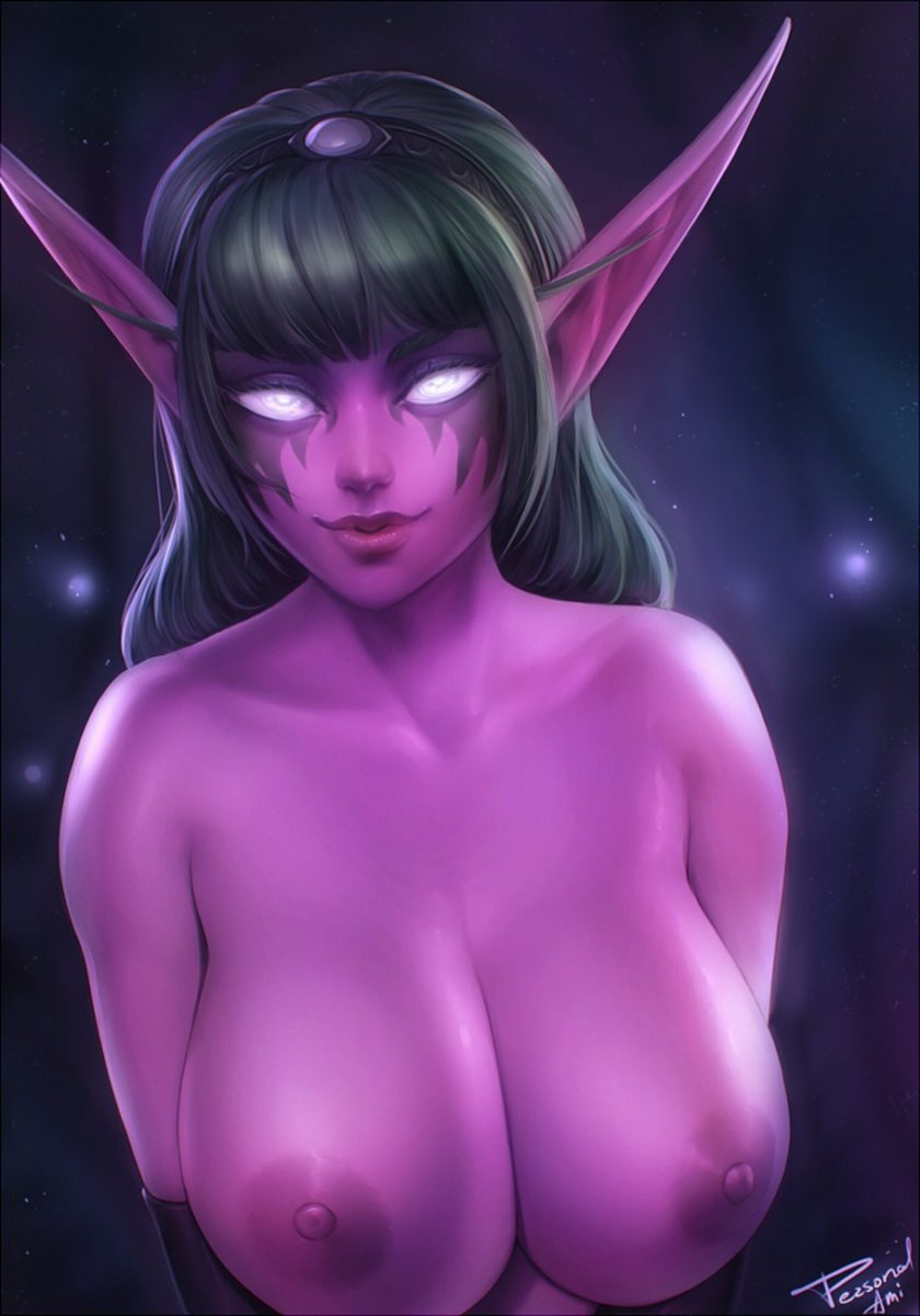 Personalami - Night elf wow porn